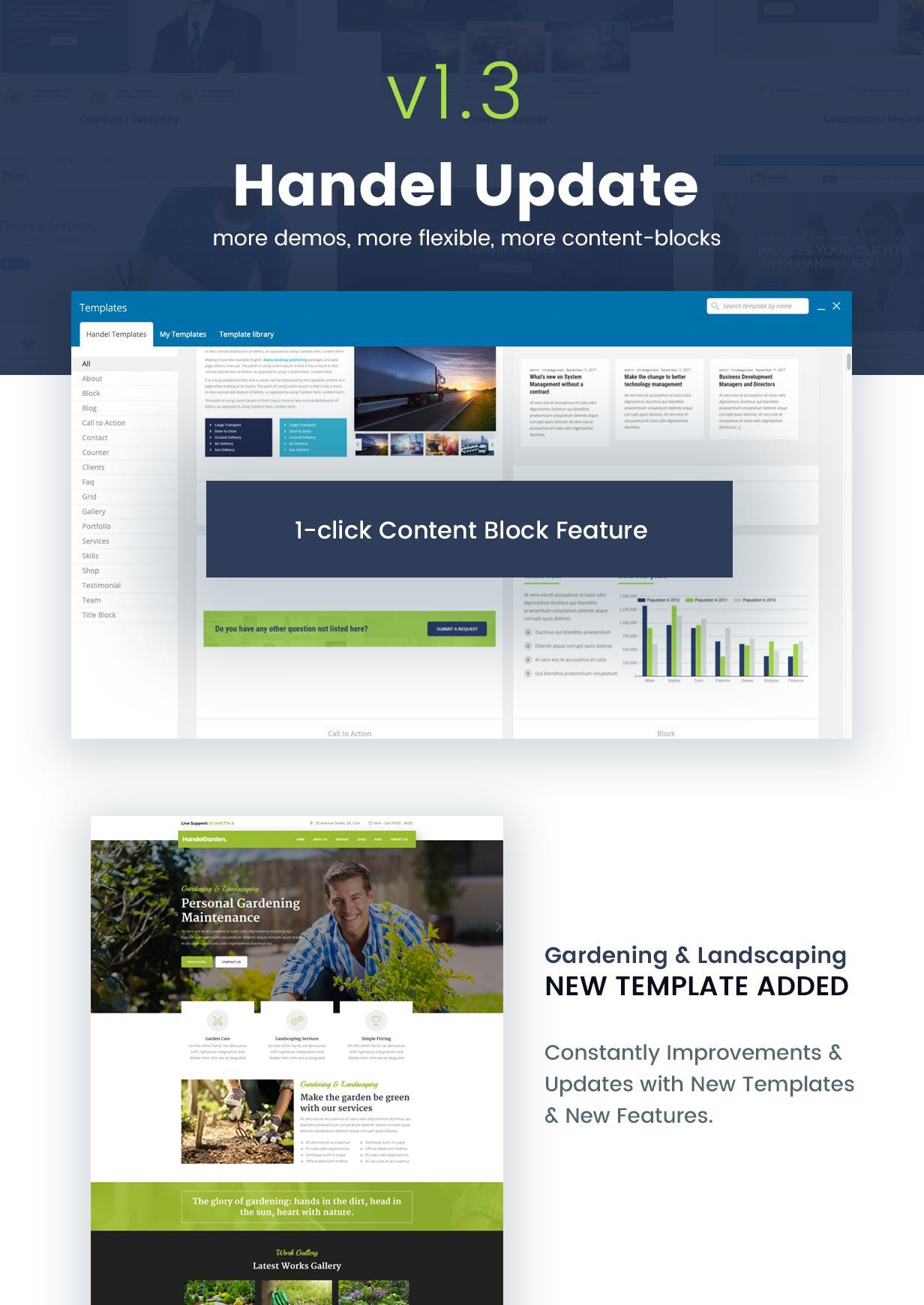 Handel - Consulting WordPress - 2