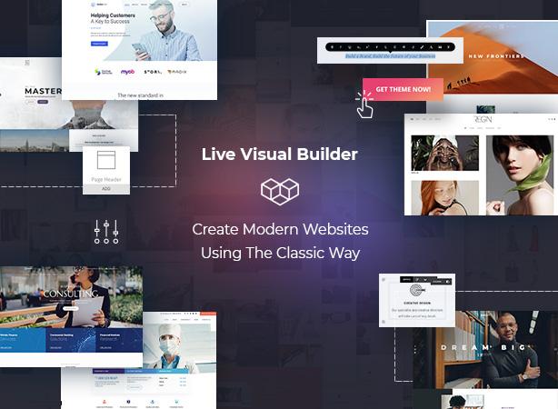 Regn | Agency WordPress Theme - 2