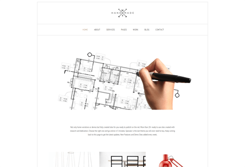 Specular Micro WordPress Theme