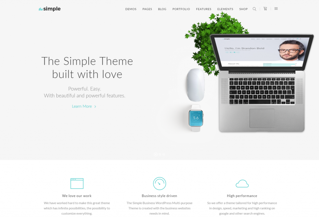 the-simple-wordpress-theme