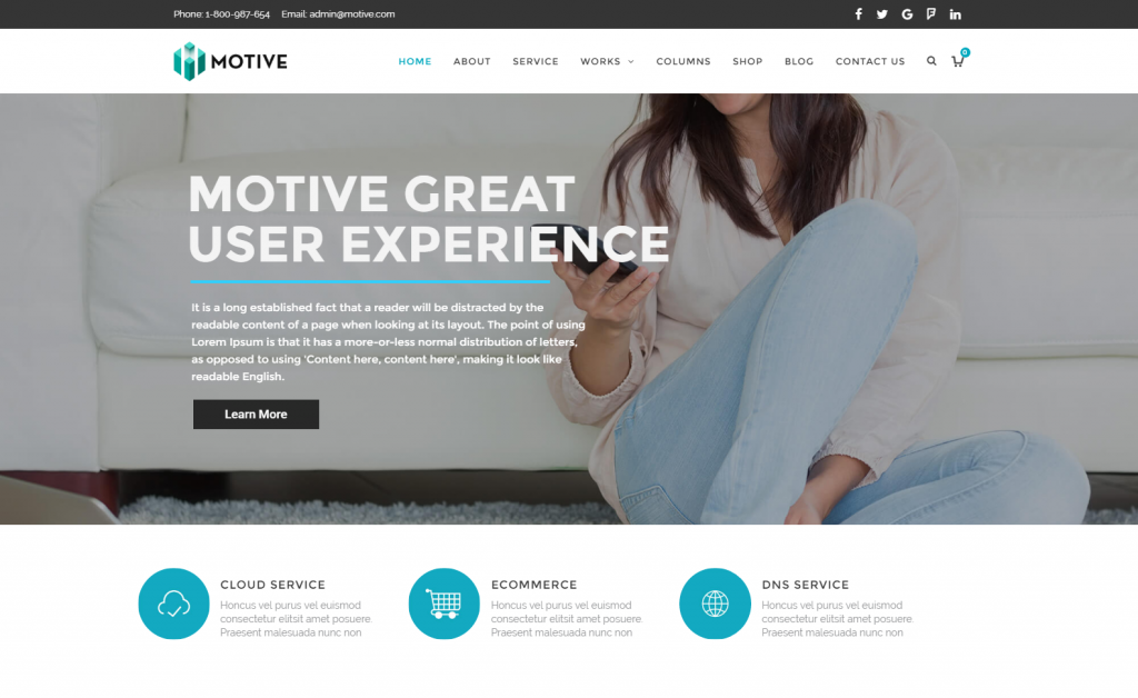 motive-just-another-wordpress-site