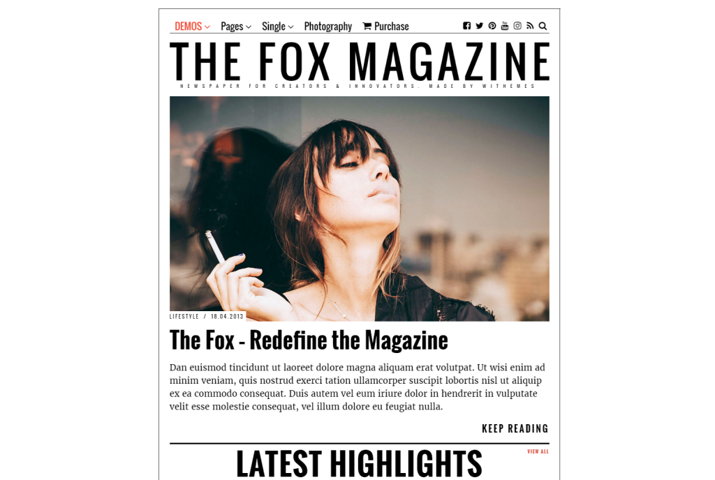the-fox-contemporary-magazine-theme-for-creators-preview-themeforest