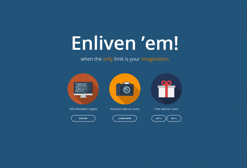 Enliven em Project Intro