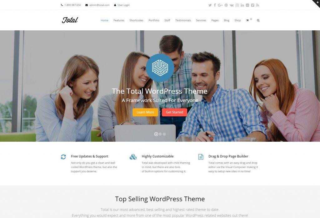 Total WordPress Theme1-compressed