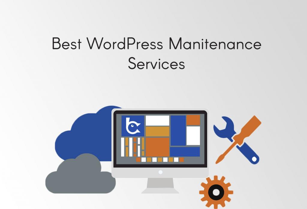 Best WordPress Maintenance Services