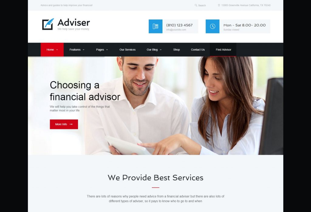 Adviser – We help save your money-compressed