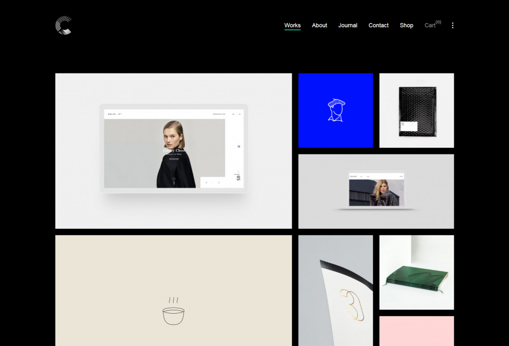 Portfolio WordPress Theme for Creatives Agencies Freelancers