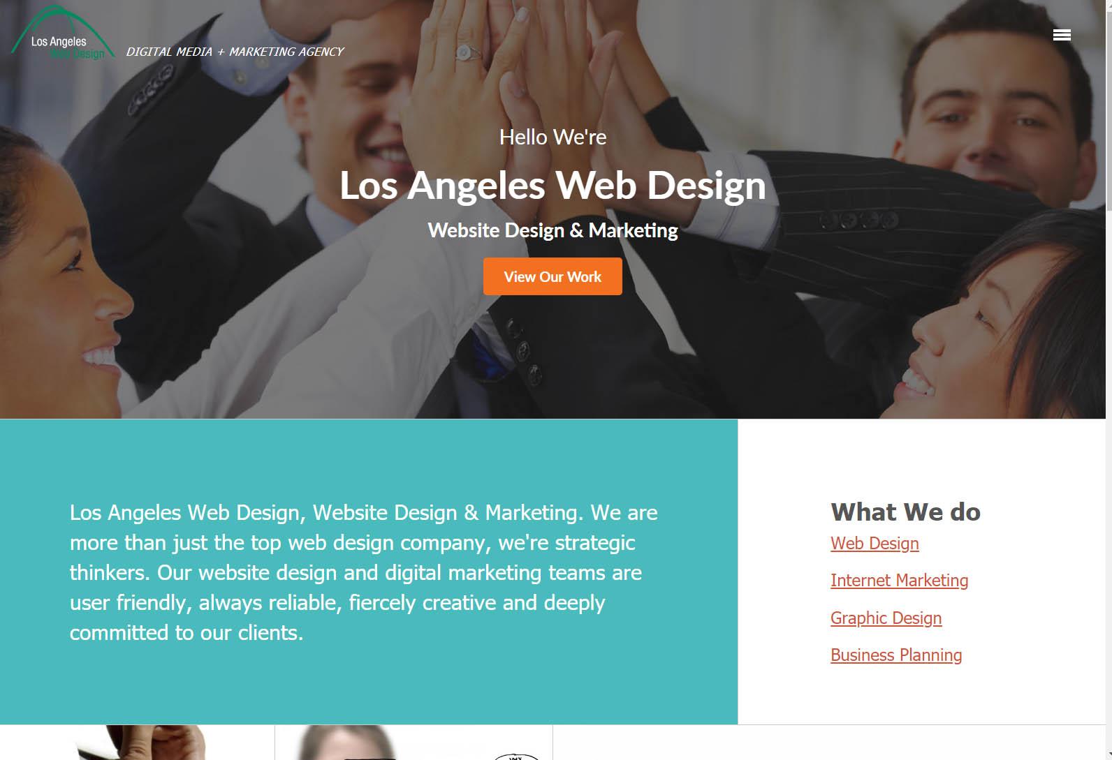 LOS ANGELES WEB DESIGN - Best Web Agencies in Los Angeles
