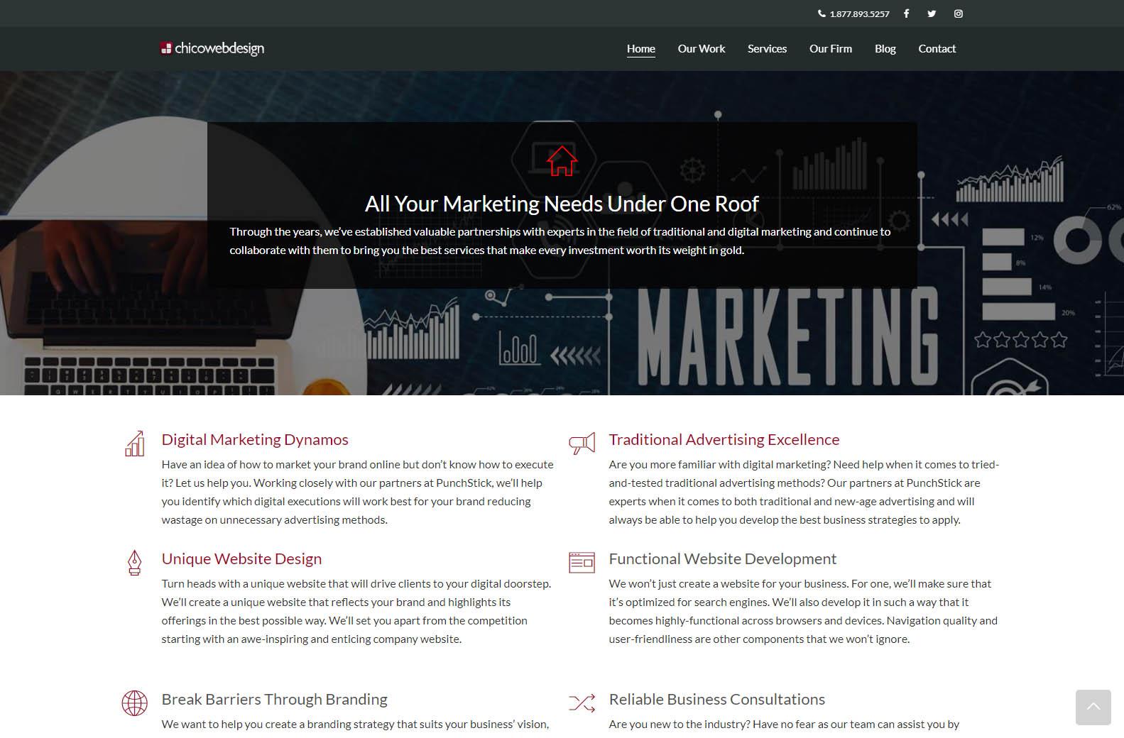 Chico - Web Agencies in California