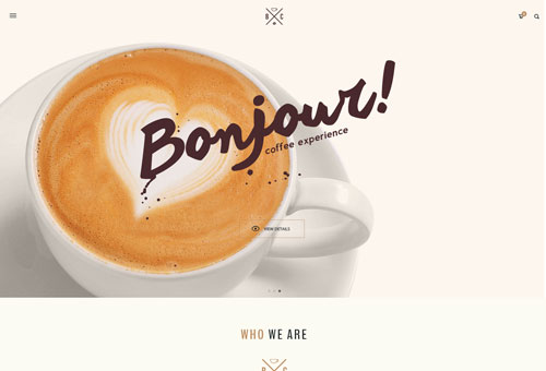 Picante Coffee WordPress Theme