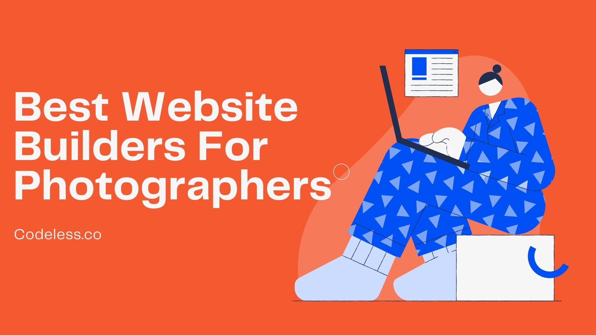 Best Photography Website Builders