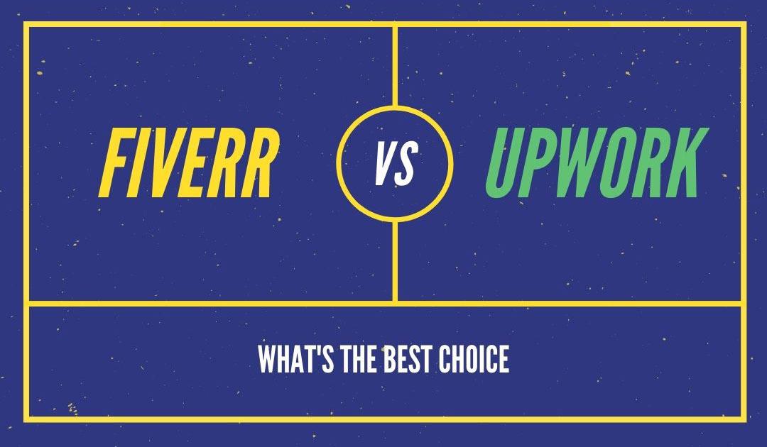 fiverr vs upwork