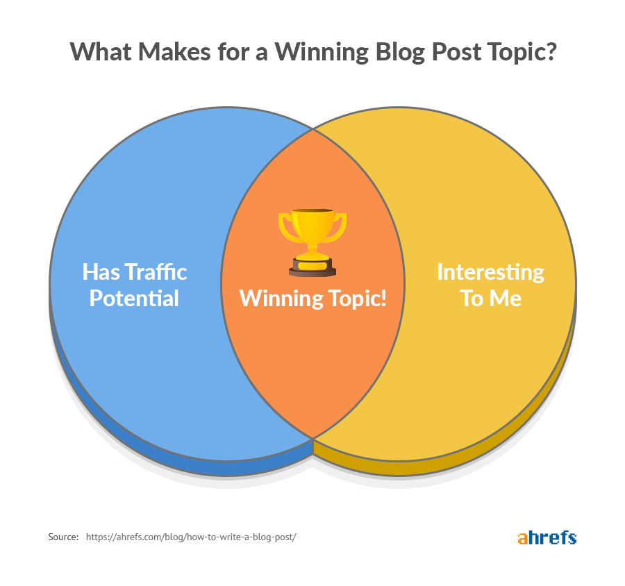 How to write your first WordPress blog article