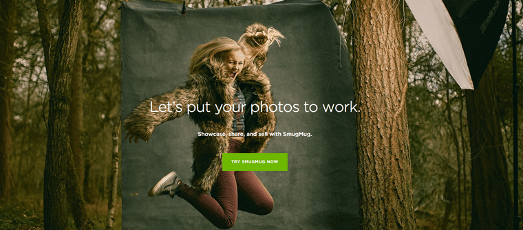 Smugmug-Design2 free photofraphy website builder