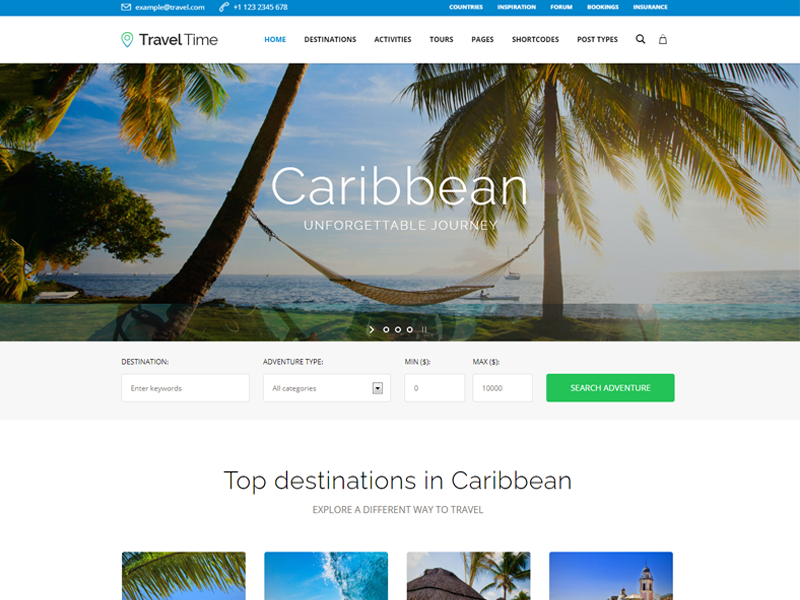 Travel-Time-wordpress-travel-blog-themes