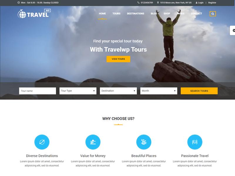 Travel-Tour