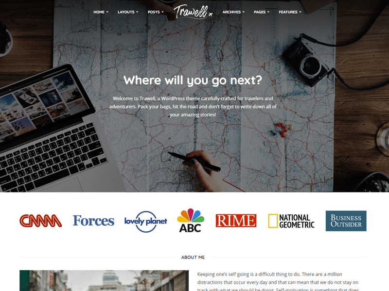 Trawell-wordpress-travel-blog-themes
