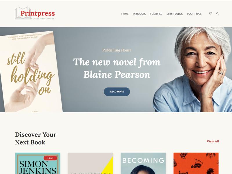 Printpress theme