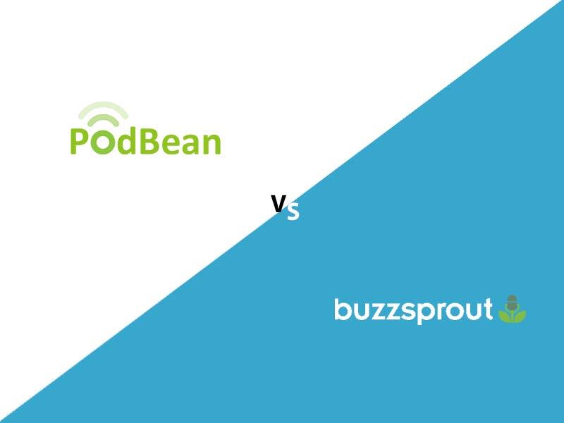 podbean vs buzzsprout