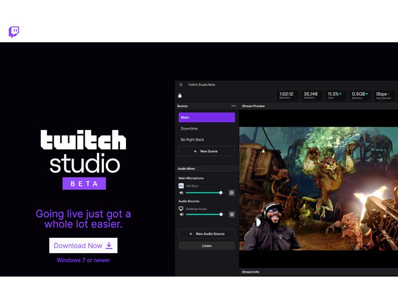 twitch-studio